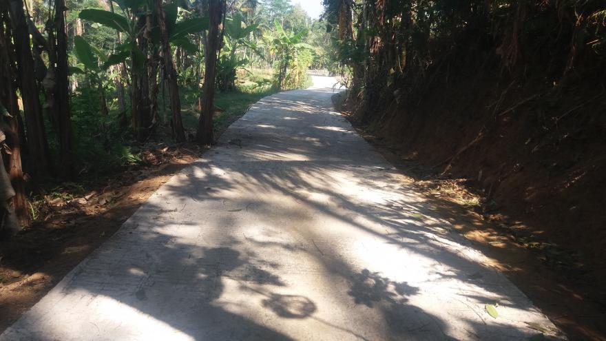 Image : Pembangunan Perkerasan jalan